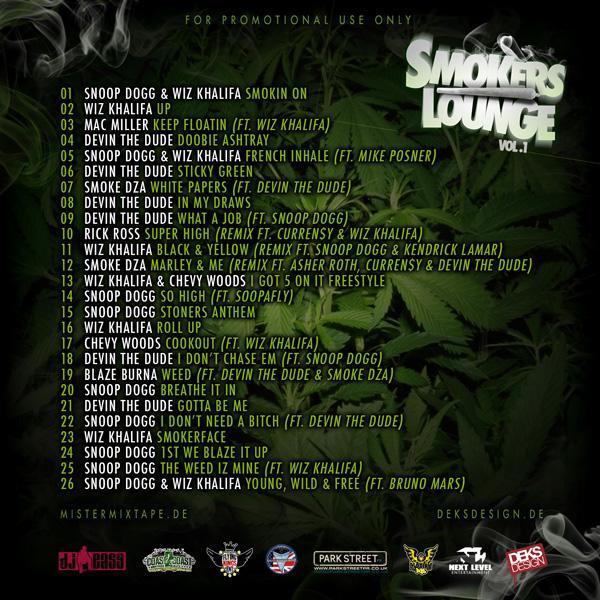 1 Wiz Khalifa Snoop Dogg Devin The Dude