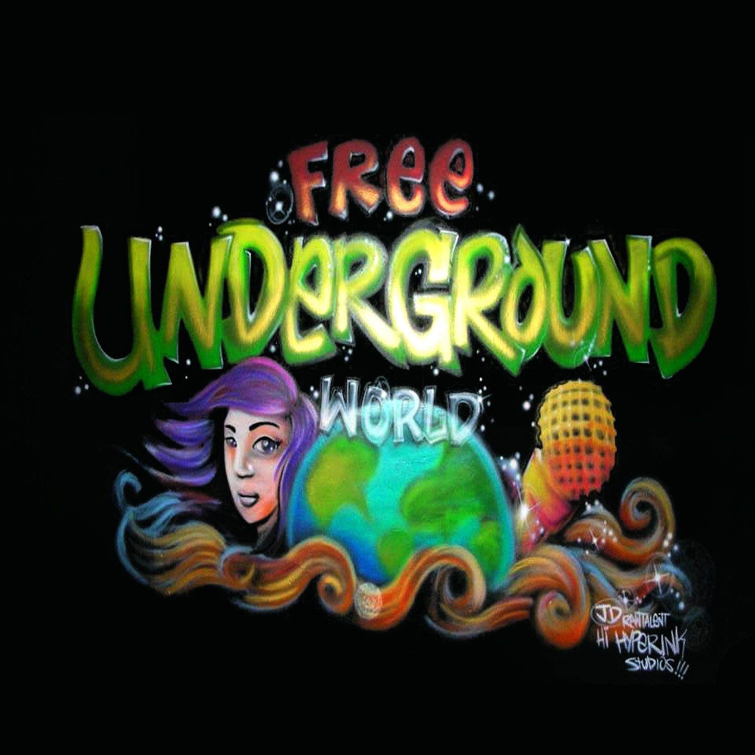 Free Underground World