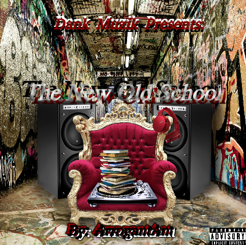 The New Old School Mixtape Cover