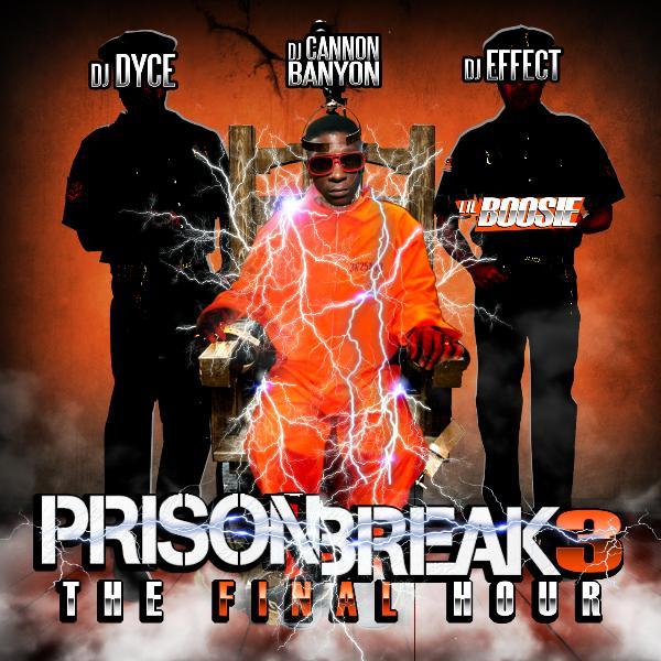 Prison Break 3 Mixed By At Djcannonbanyon