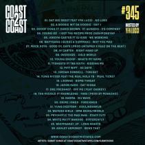 Coast 2 Coast Mixtape Vol  345 - Hosted By YFN Lucci @yfnlucci