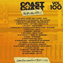 Coast 2 Coast Instrumentals Vol  100