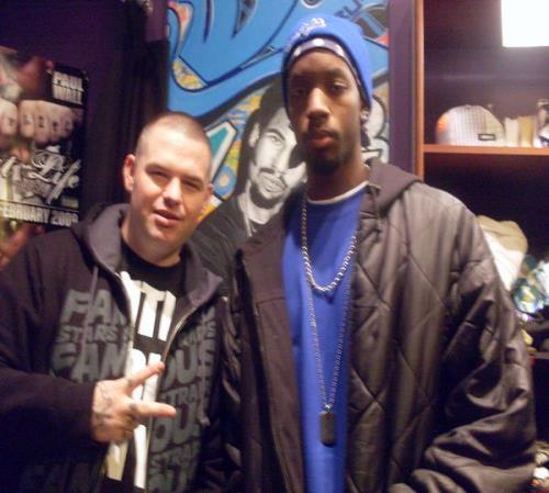me and paul wall